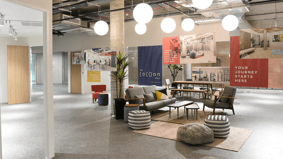 The Cocoon Space Coworking Space in Singapore