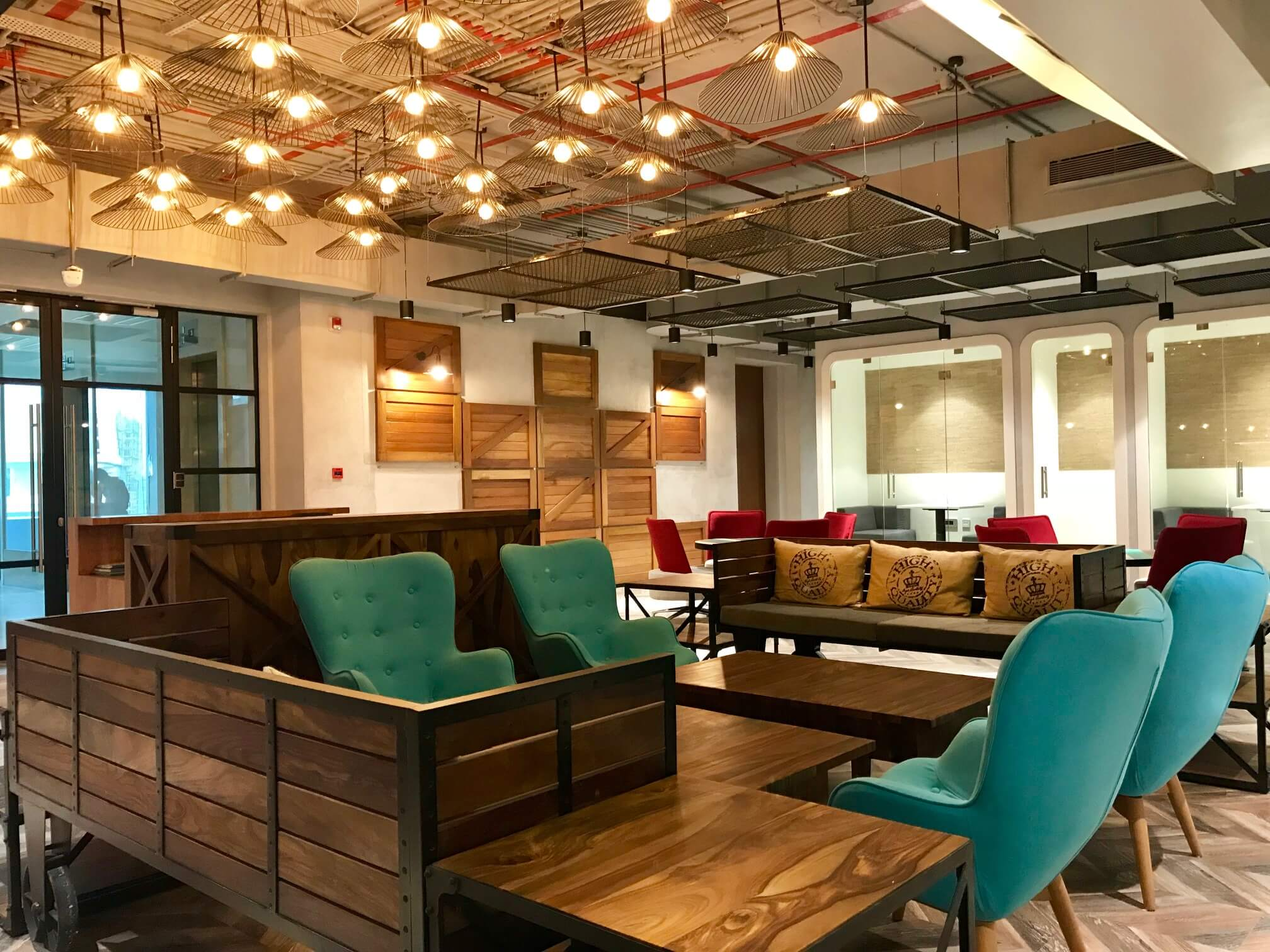 Awfis Coworking Space in India