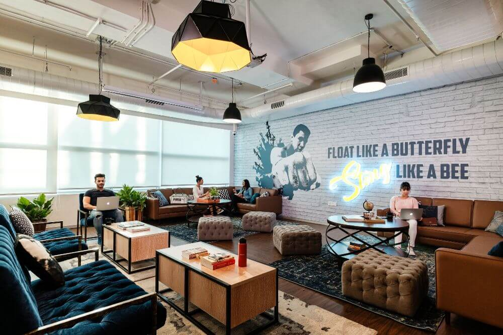 CoWrks Coworking Space in India