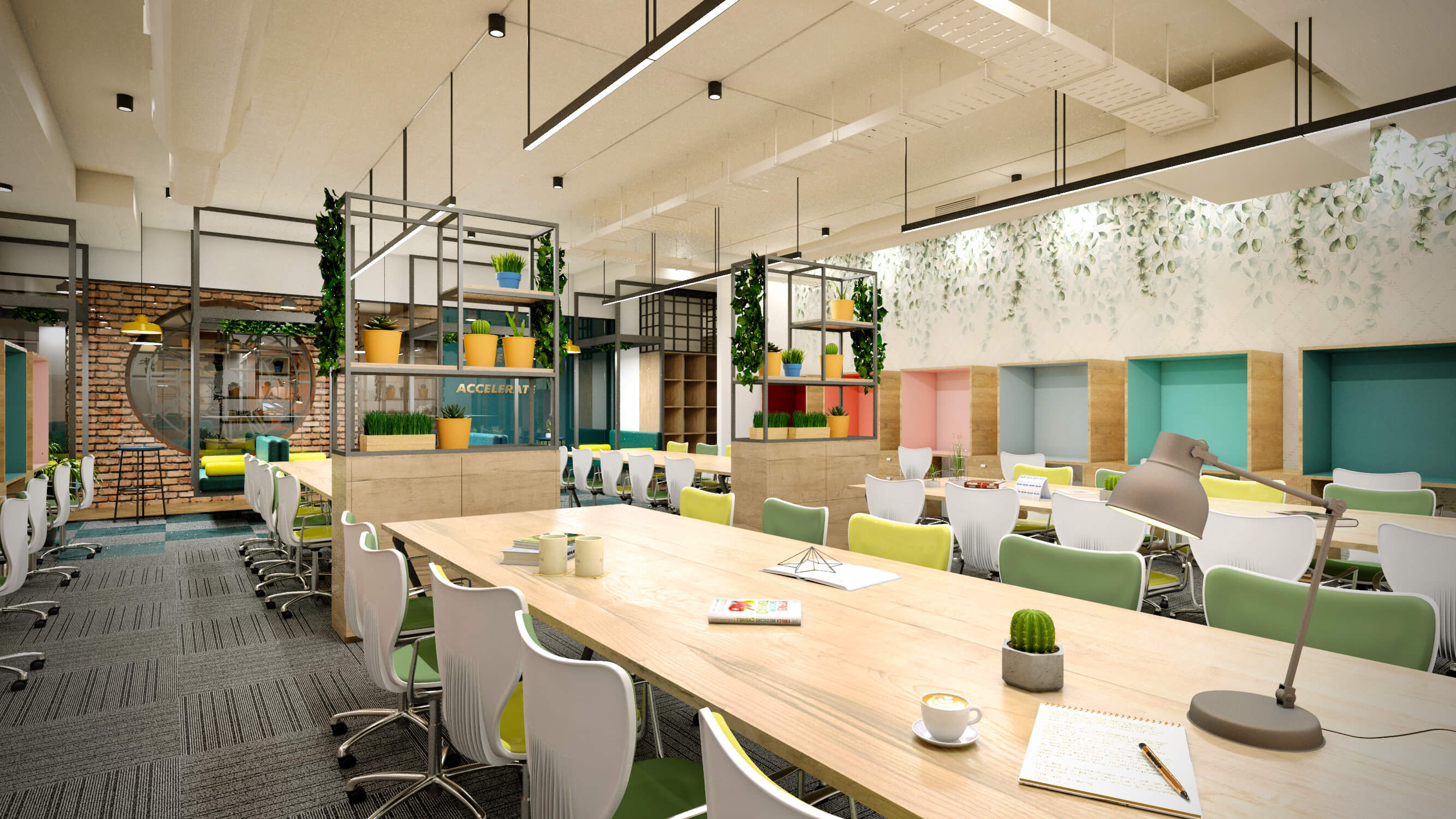 DevX Coworking Space in India