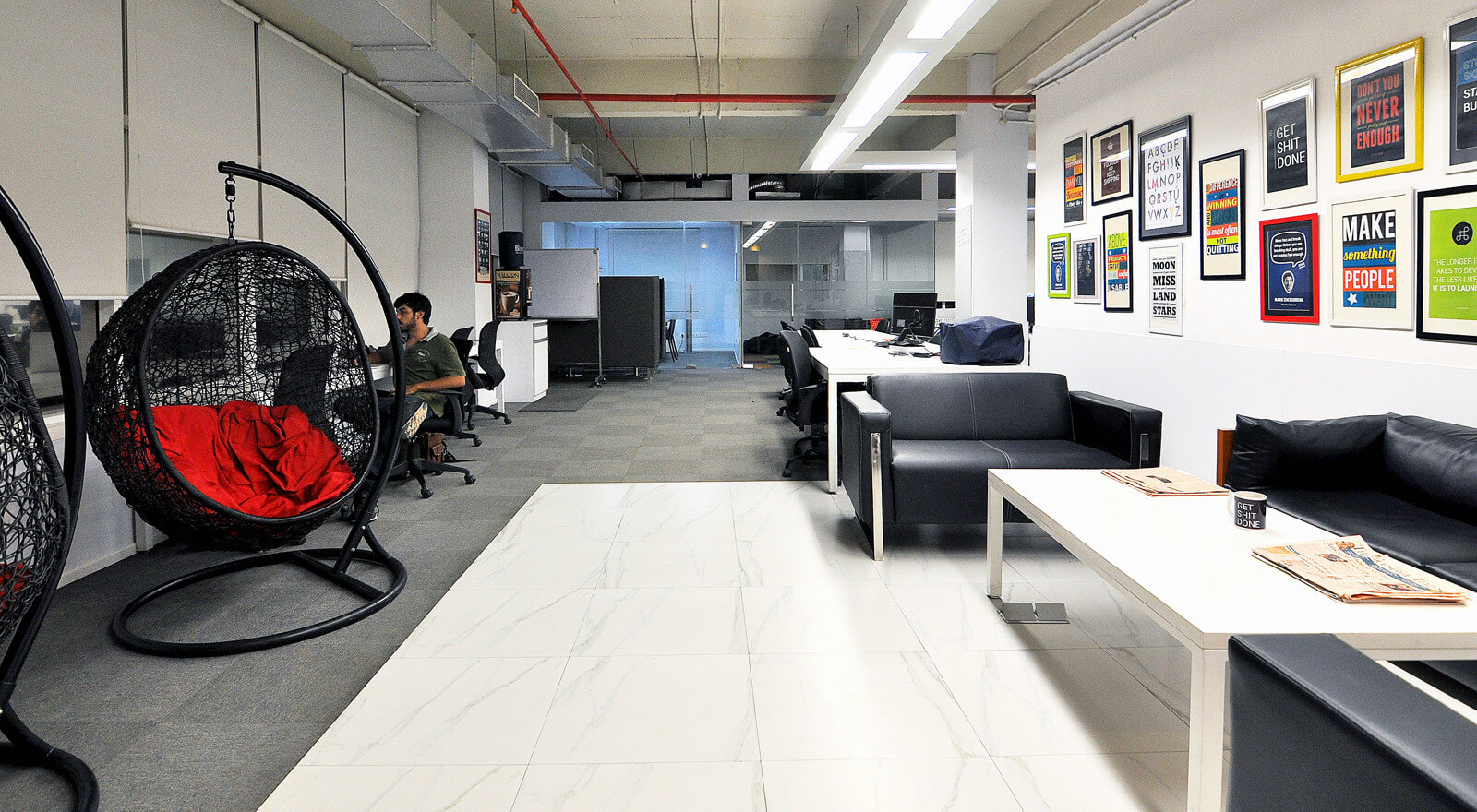 Cowork by Investopad Coworking Space in India