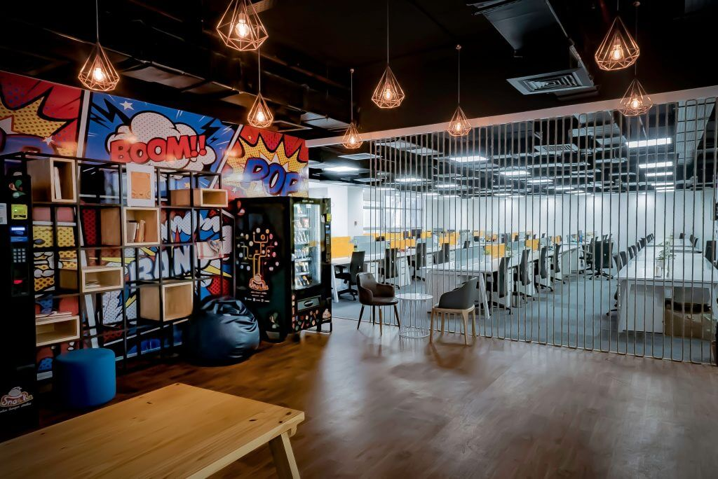 Smartworks Coworking Space in India