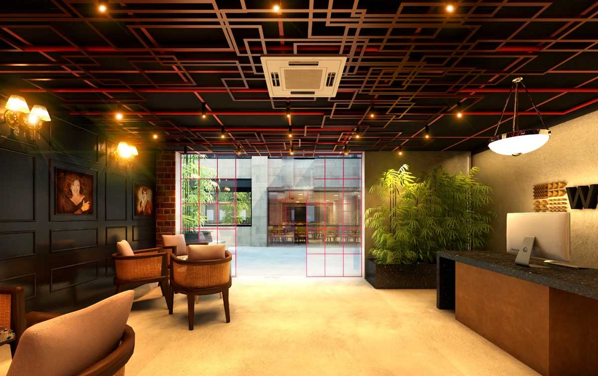 Workafella Coworking Space in India