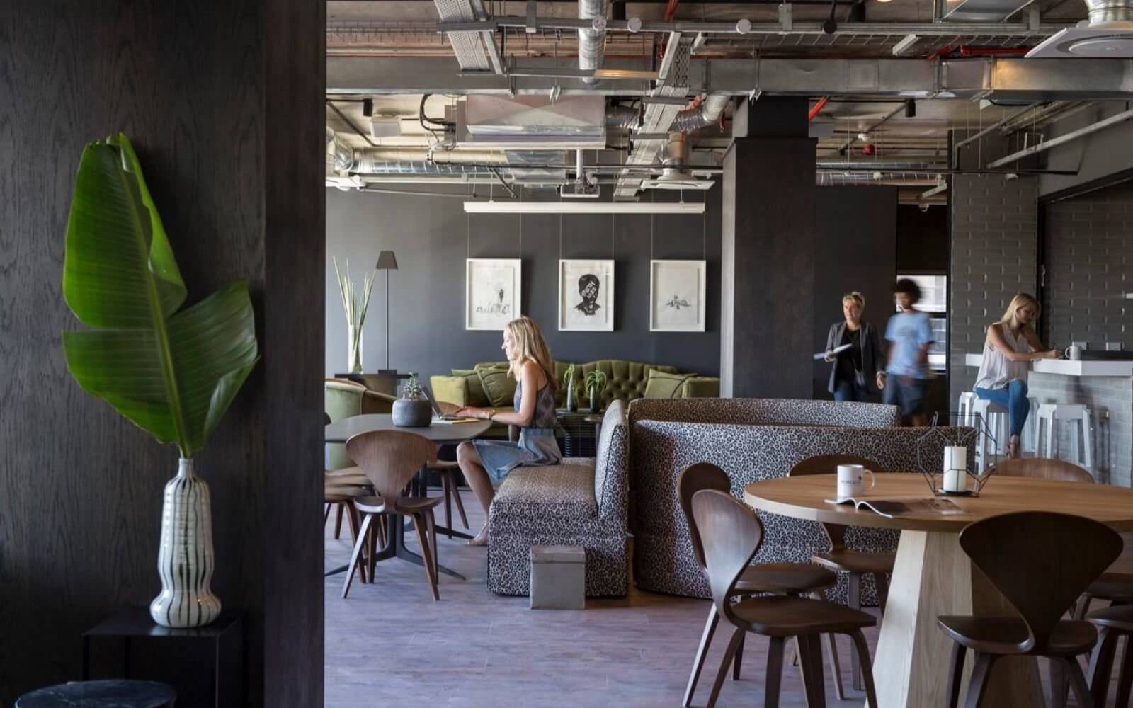 Work & Co Coworking Space in Cape Town, South Africa