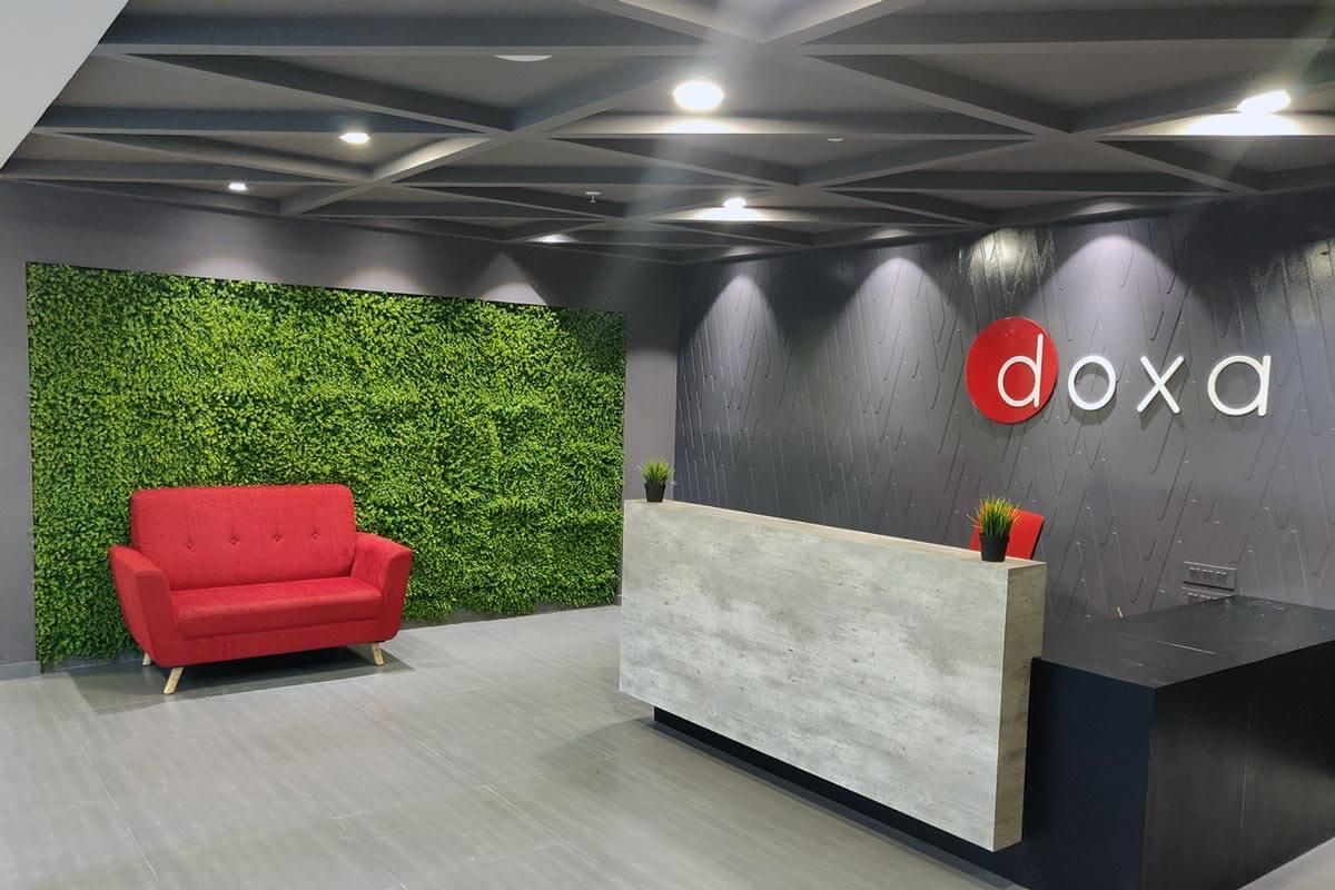 Doxa Business Centre in Hyderabad