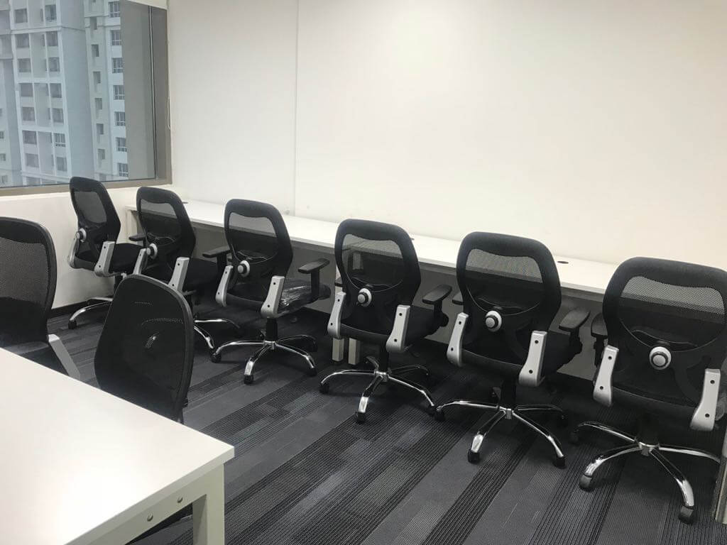 Geek Space Business Centre in Hyderabad