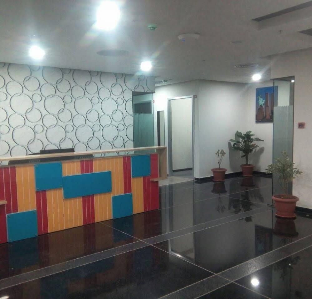 IQ Business Centre in Hyderabad