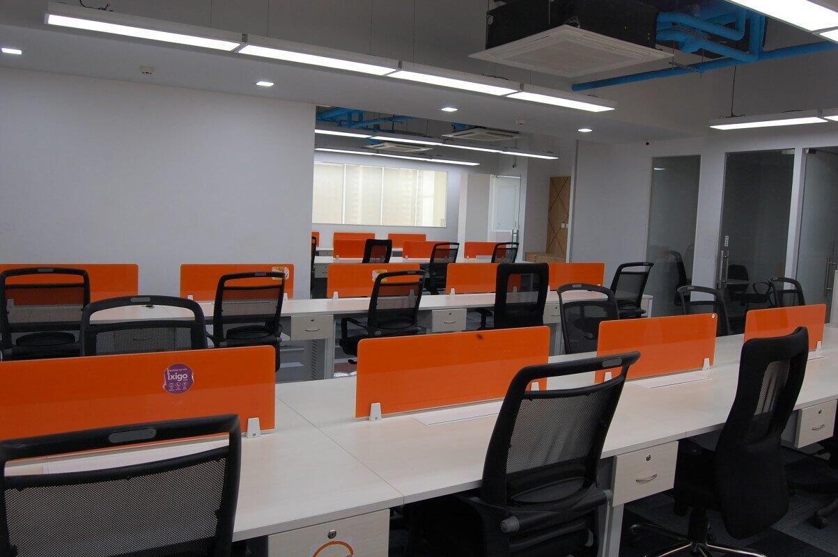 Instaoffice Business Center in Hyderabad