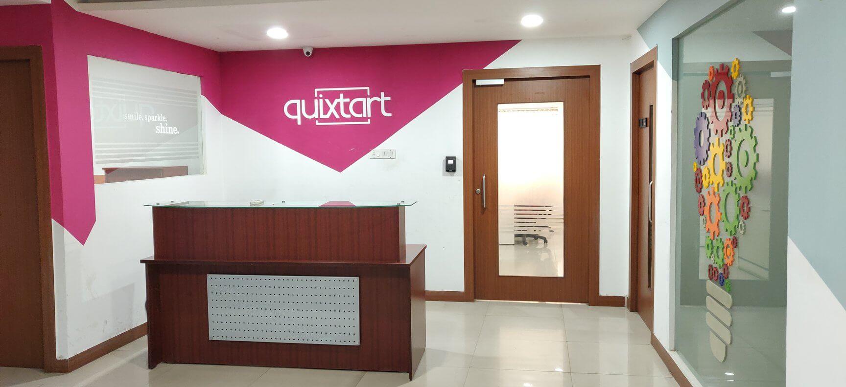 Quixtart Business Centre in Hyderabad