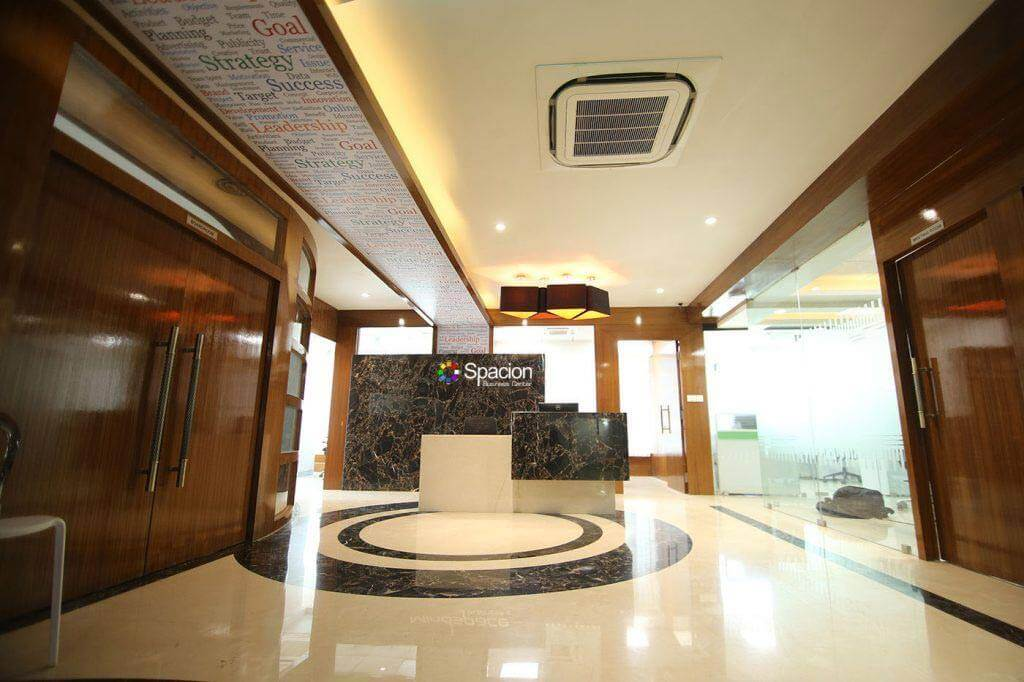 Spacion Business Center in Hyderabad