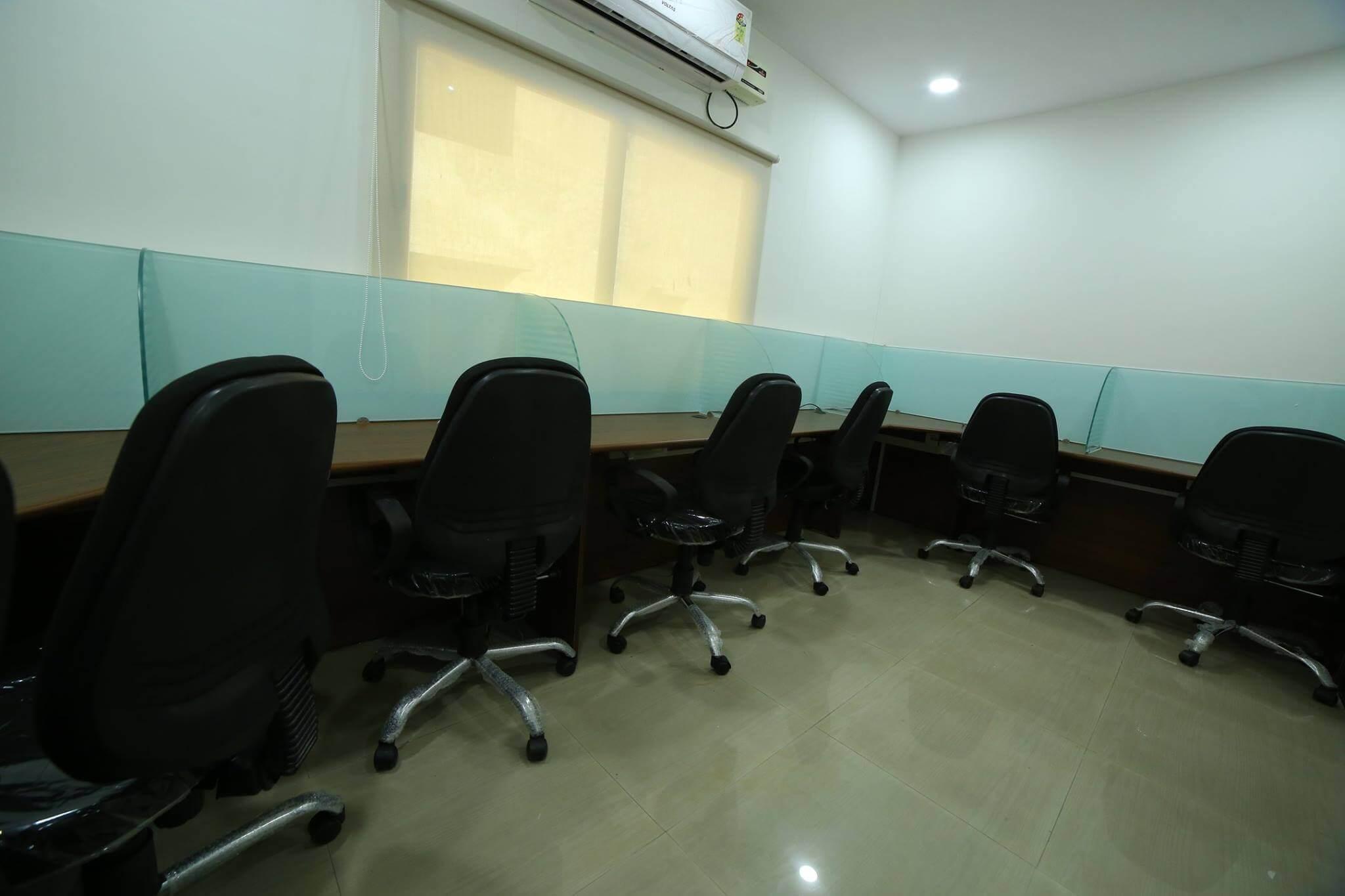Teetos Business Centre in Hyderabad