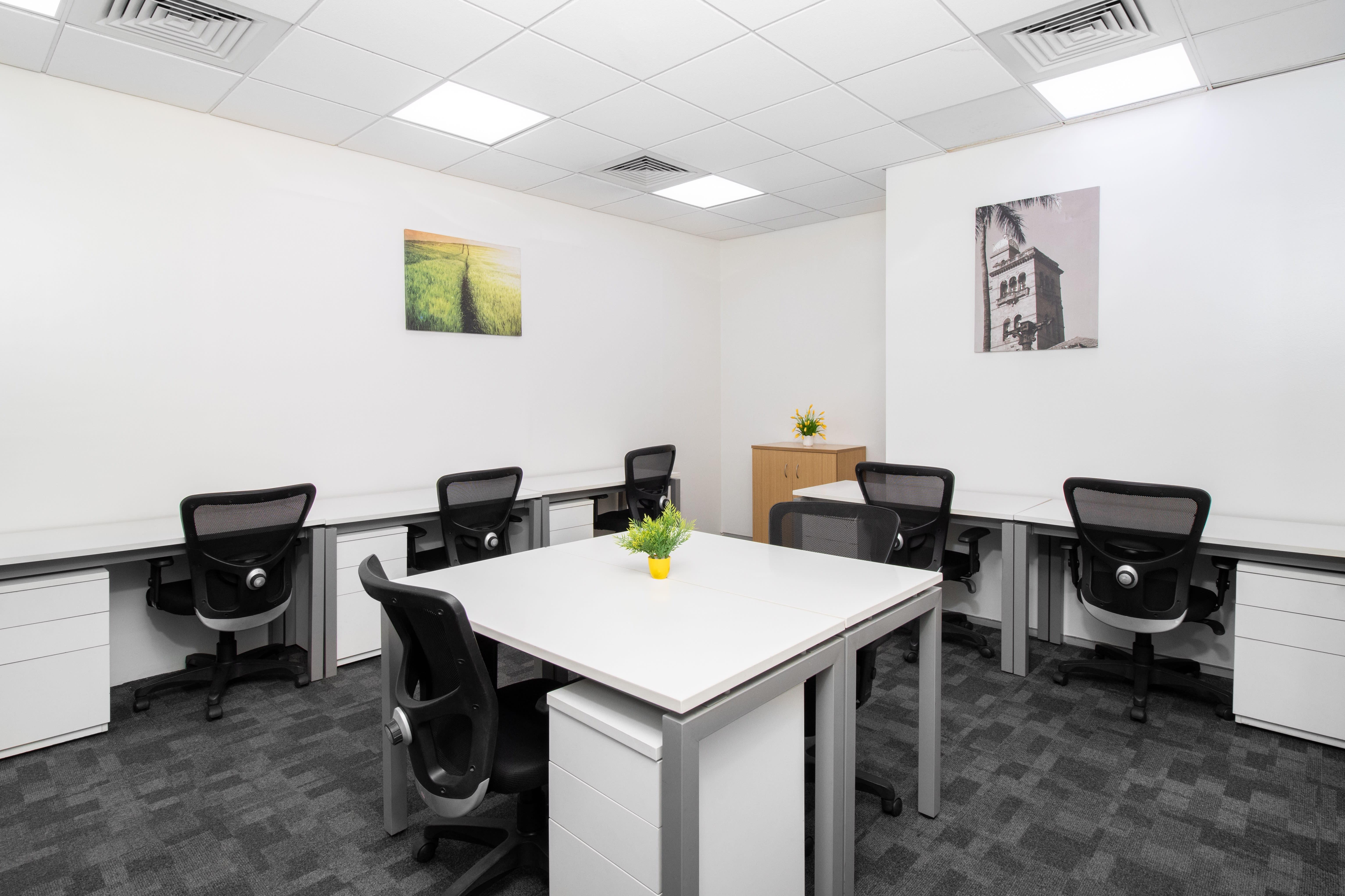 Regus Business Center in Pune