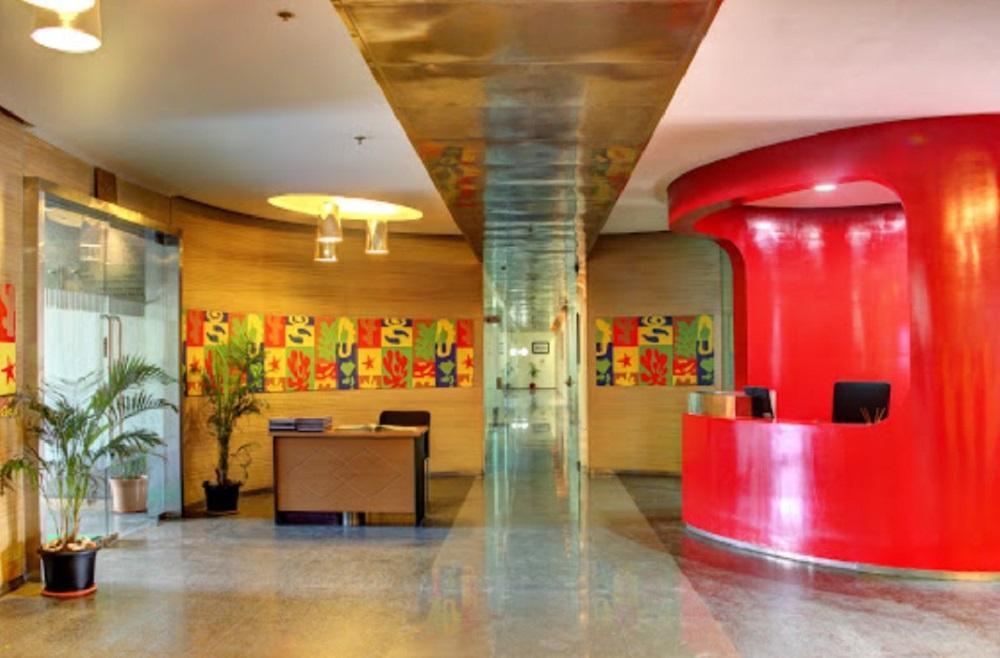 Vatika Business Center in Pune