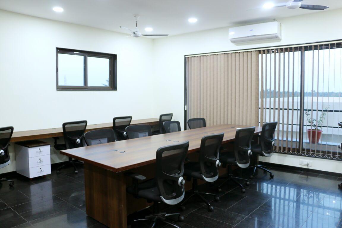 Innovspace Business Center in Coimbatore