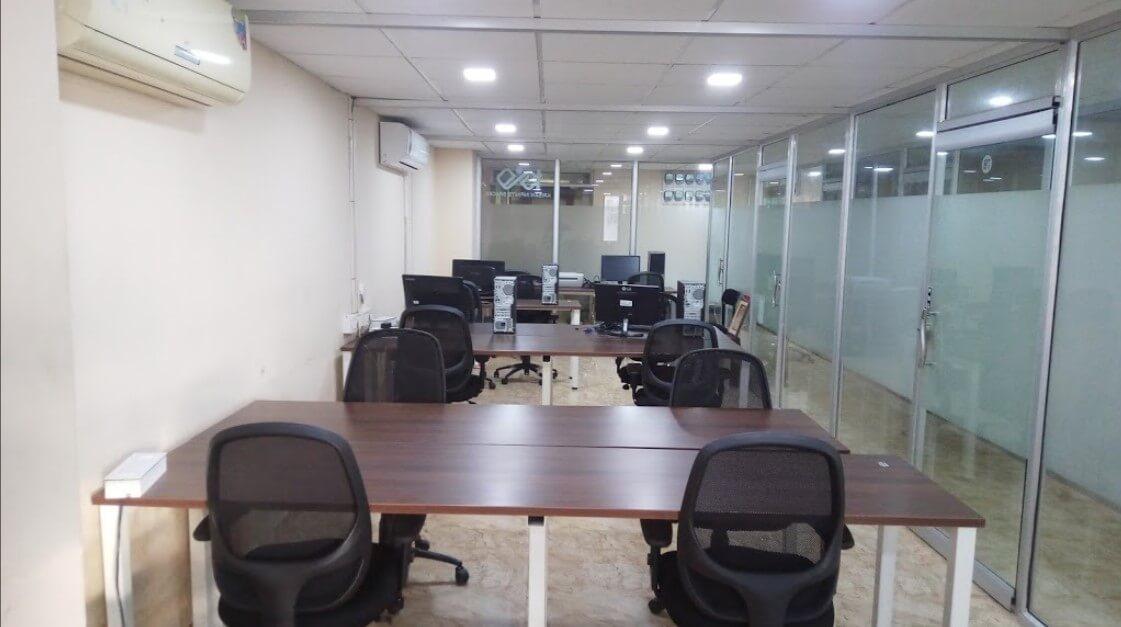 Krisan Business Center in Coimbatore