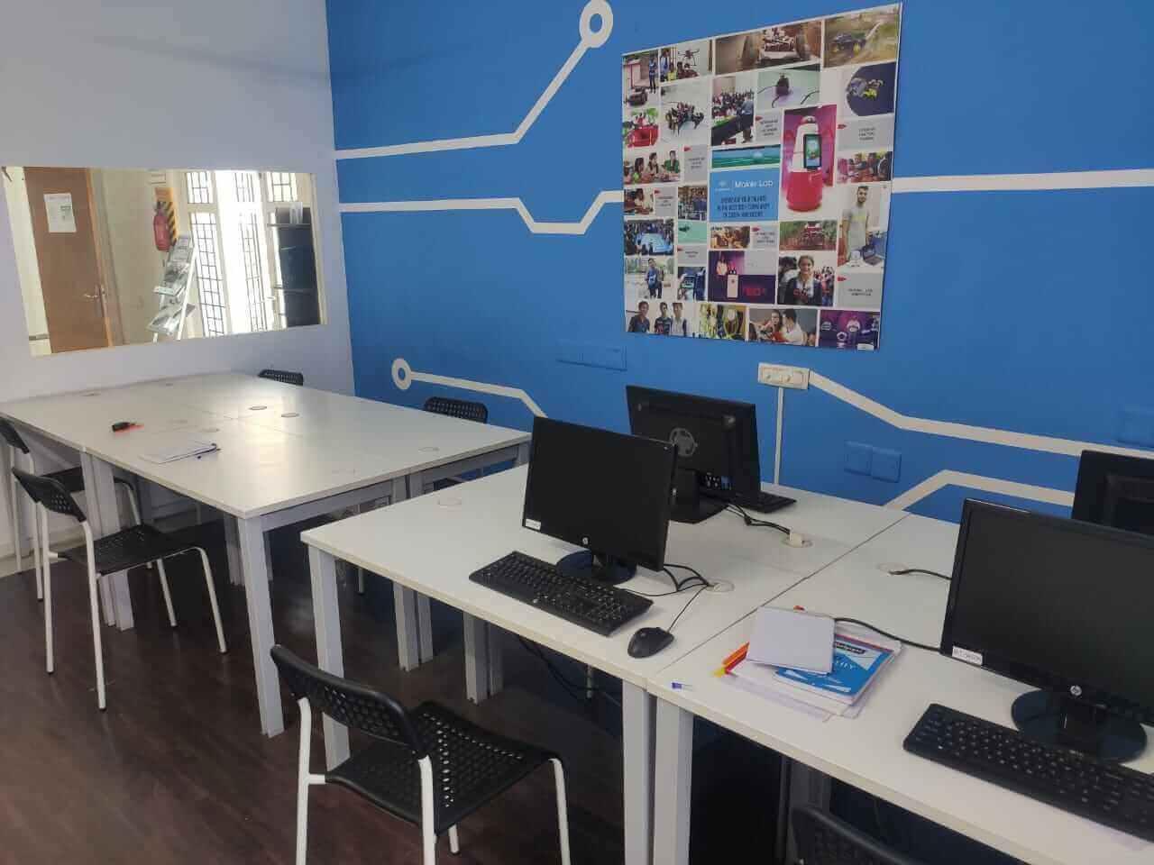 Orange Business Center in Coimbatore