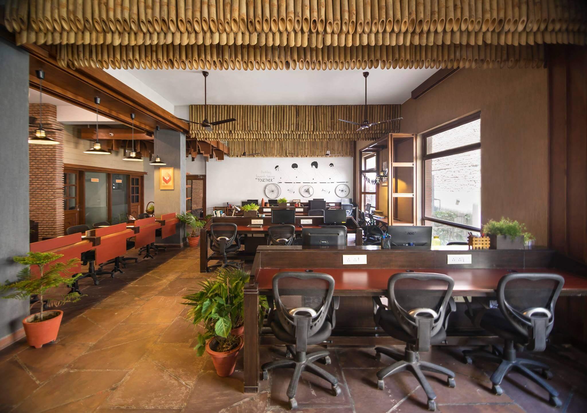 Unboxed Coworking Space in Noida