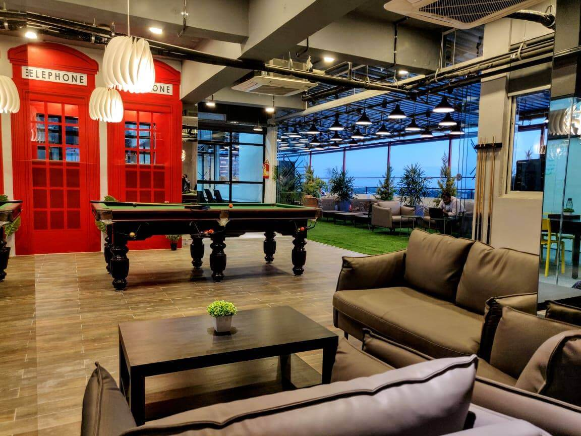 BHIVE Cowork Coworking Space in Banglore