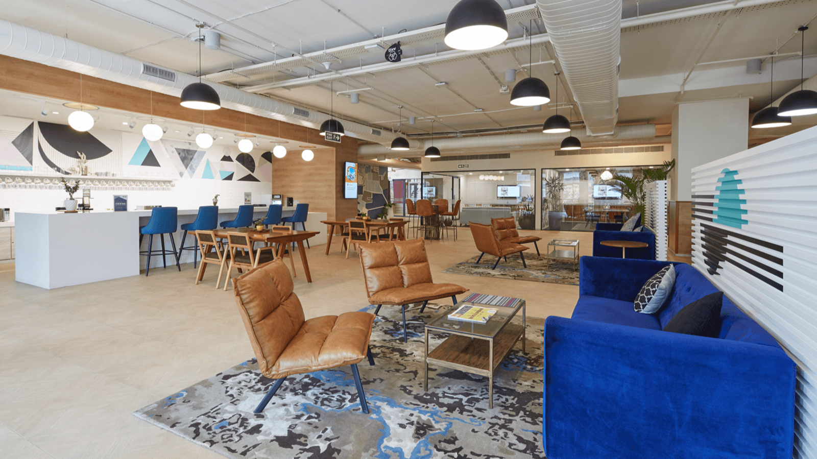 Cowrks Coworking Space in Banglore