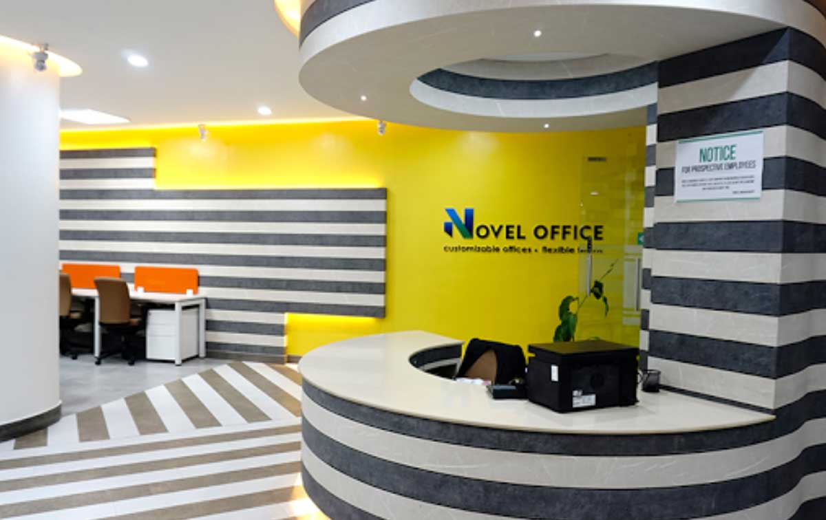 Novel Office Coworking Space in Banglore