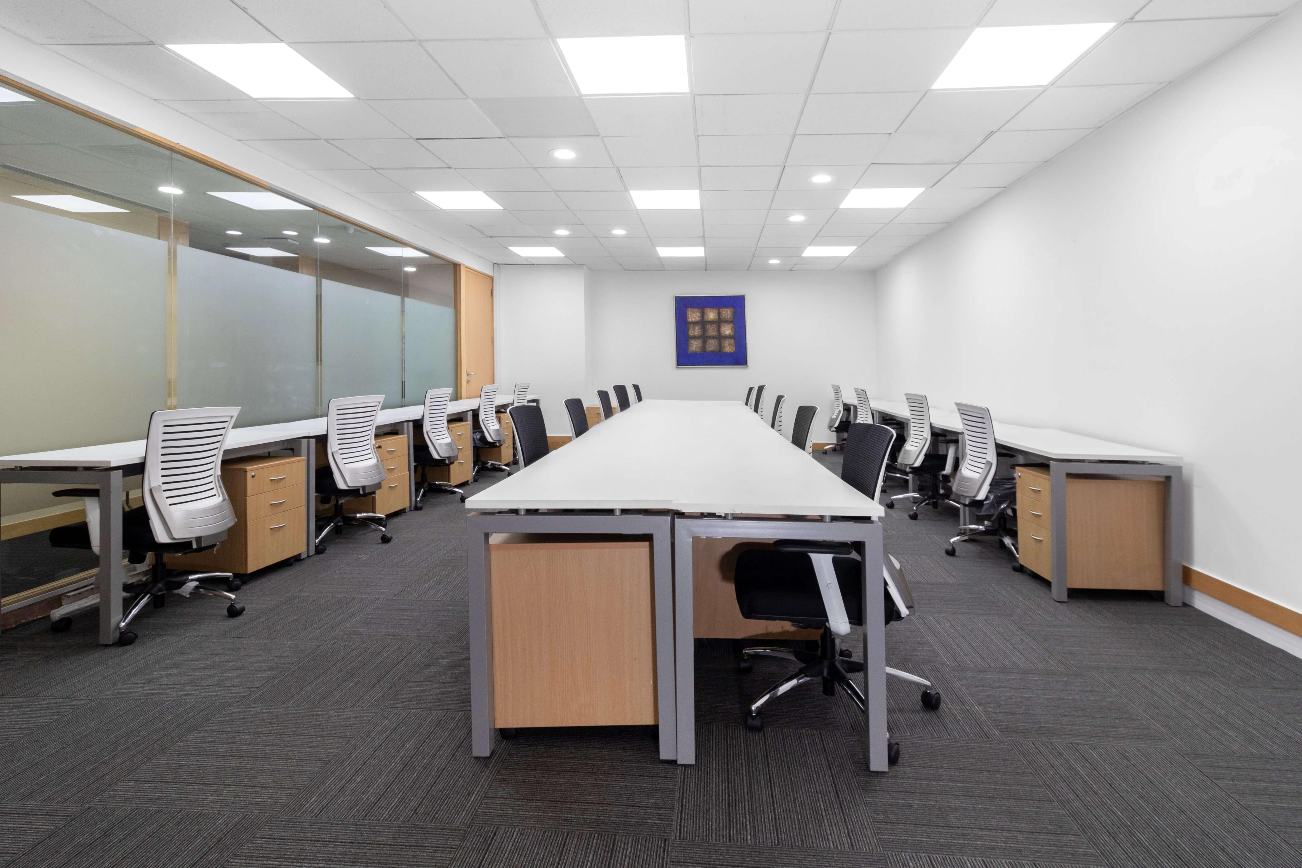 Regus Coworking Space in Banglore