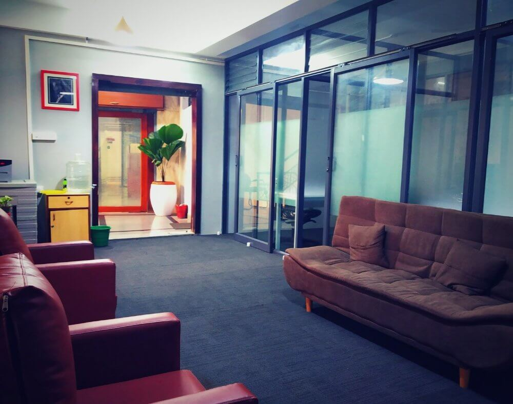 Workology Coworking Space in Banglore