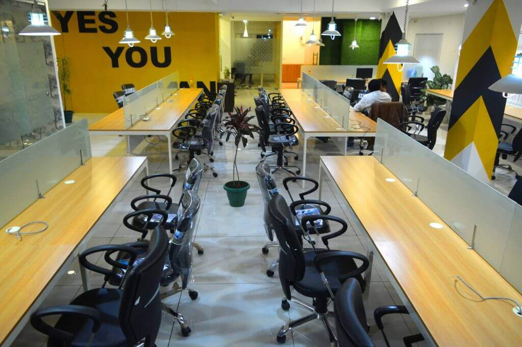 Adited Coworking Space in Indore
