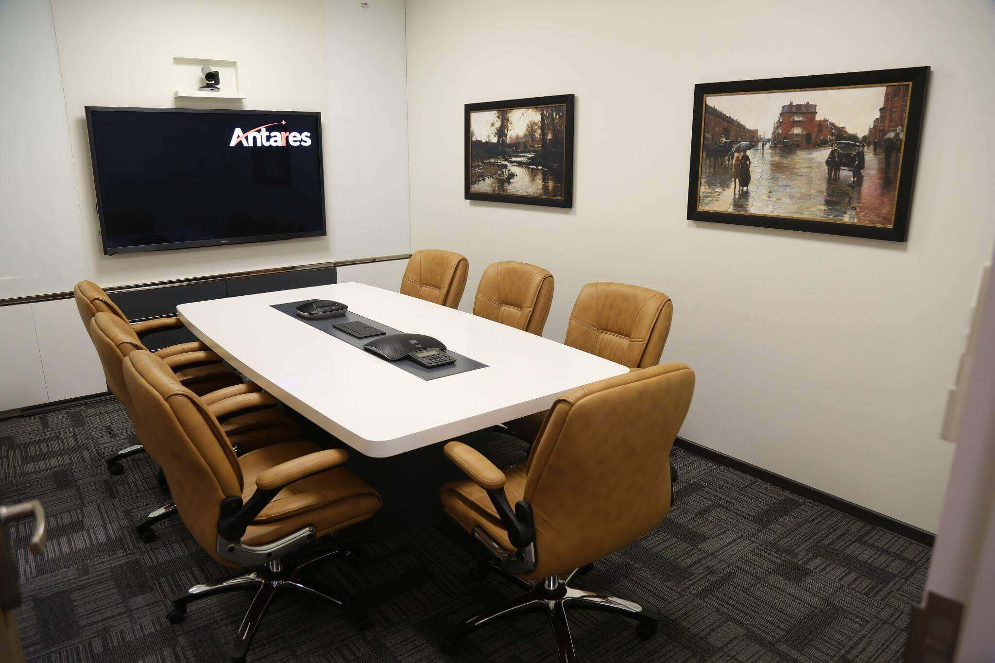 Antares Business Centre in Indore