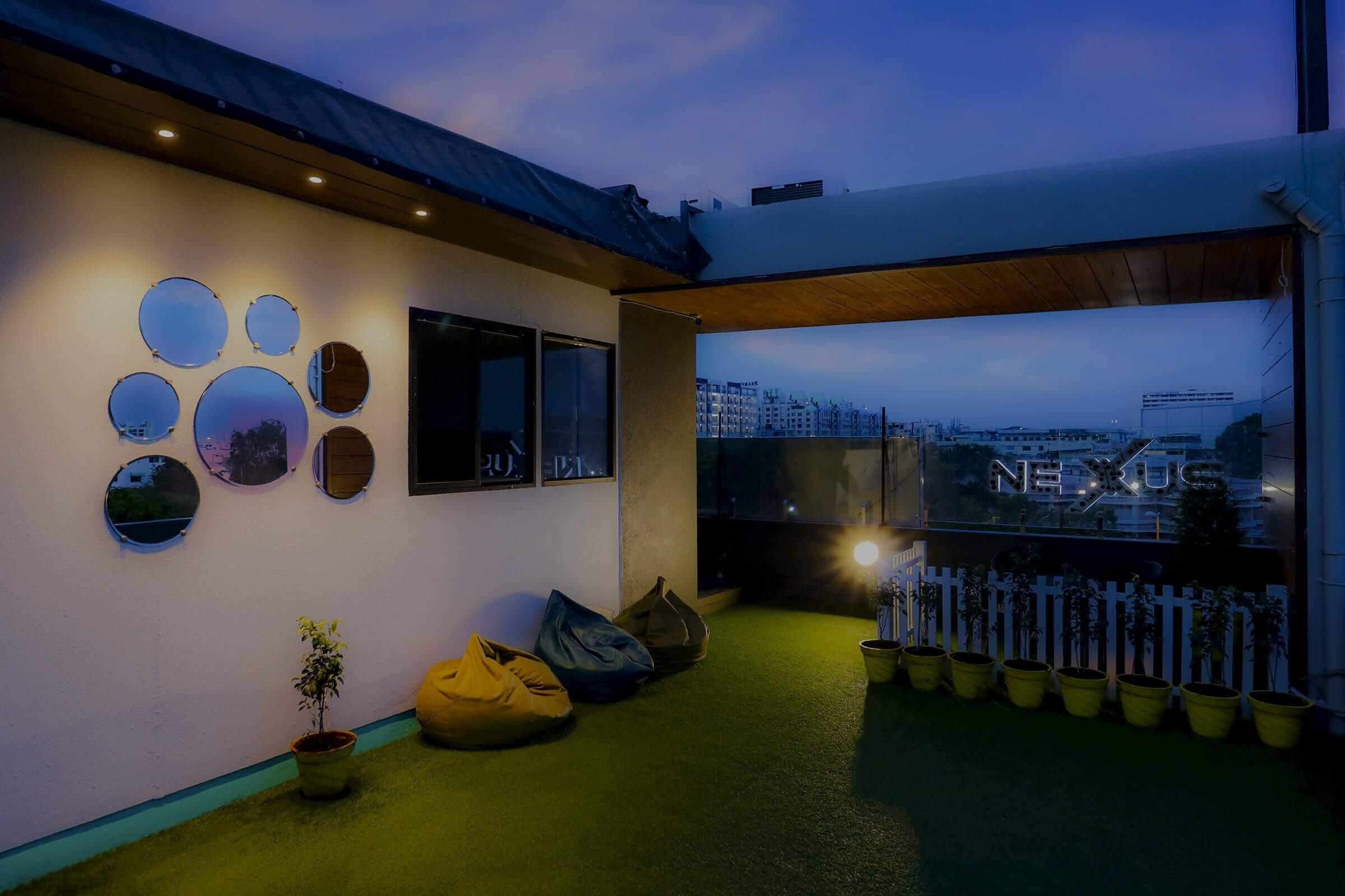 Nexus Coworking Space in Indore
