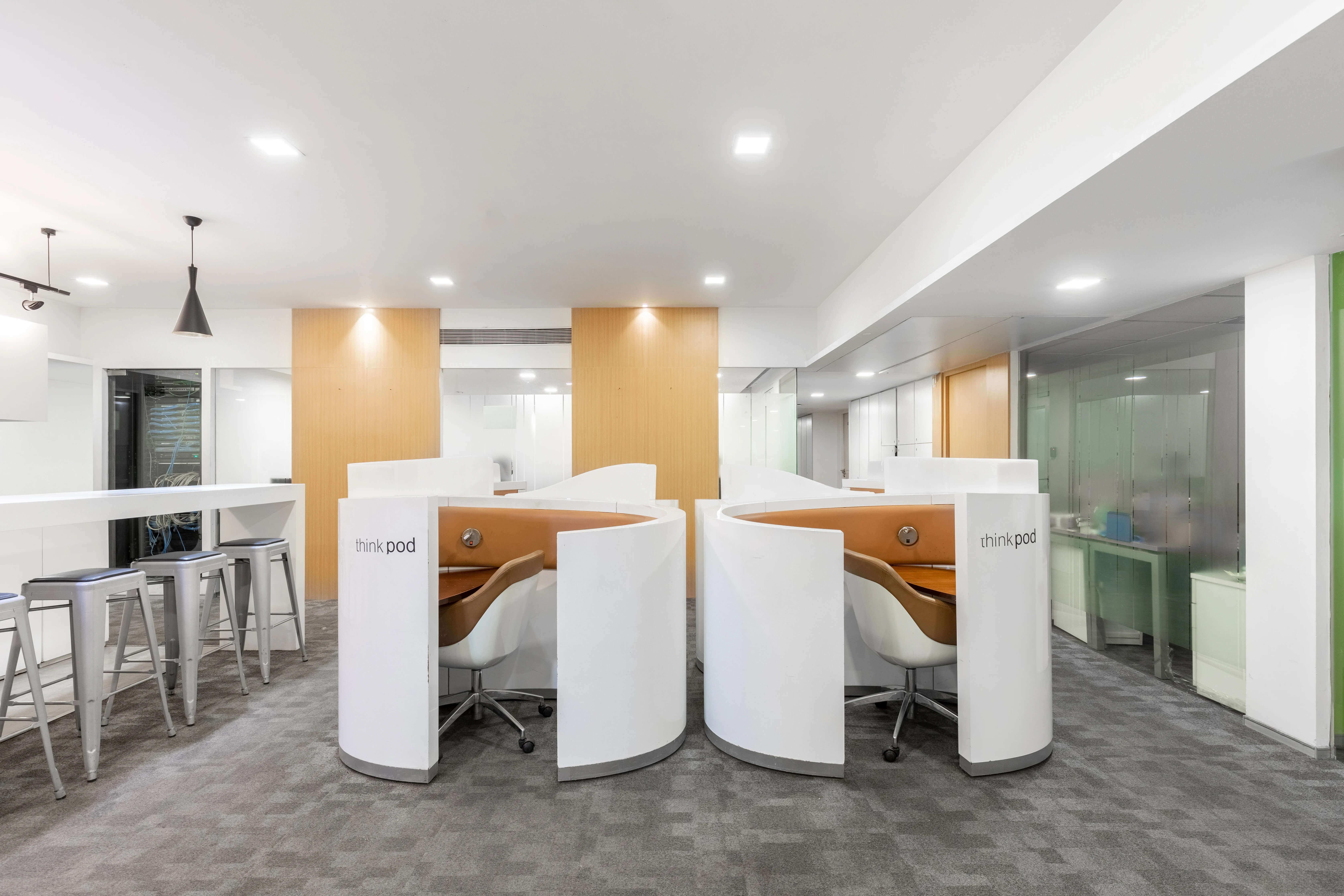 Regus Coworking Space in Indore