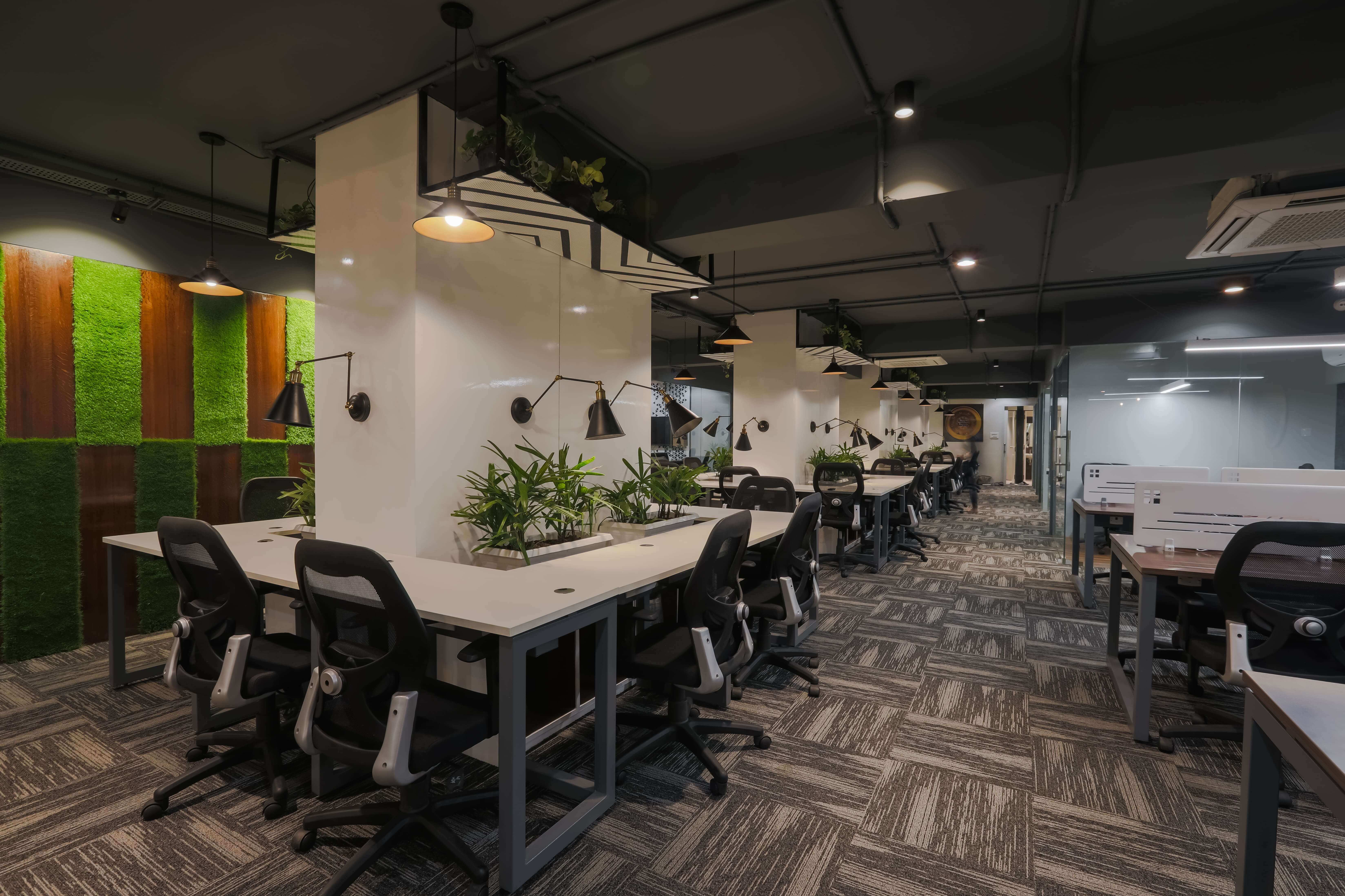 Sky Space Coworking Space in Indore