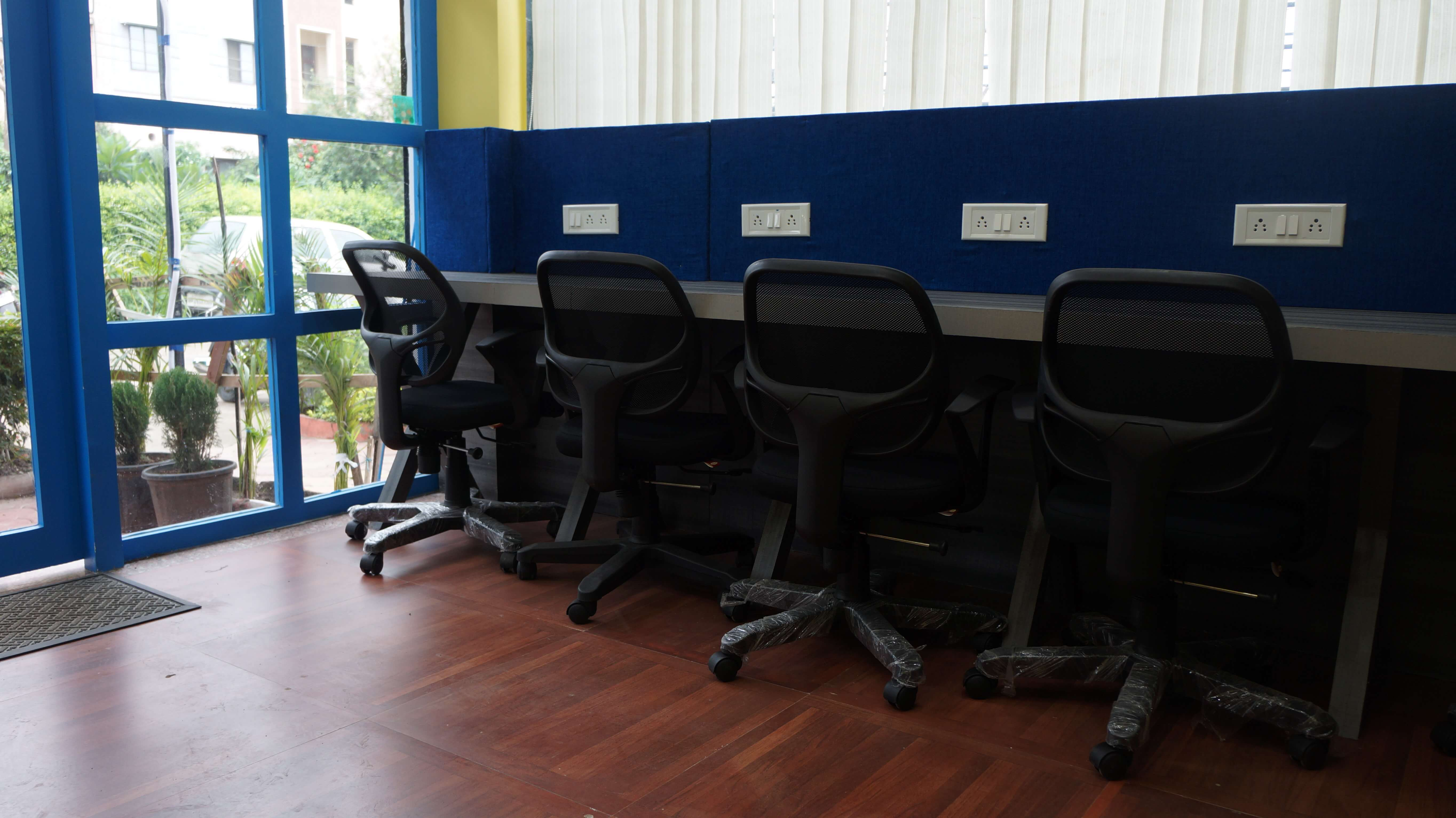 V Desk Coworking Space in Indore