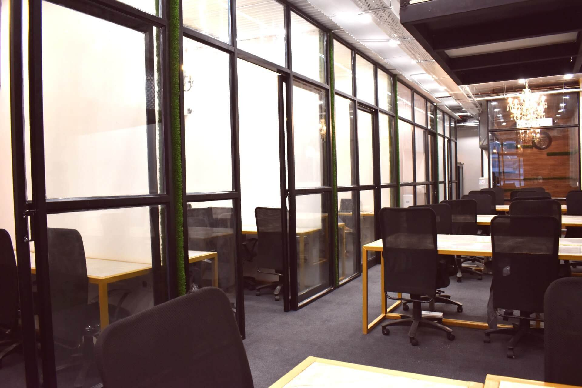 WorkBox Coworking Space in Indore