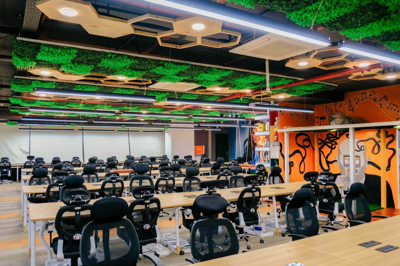Workie Coworking Space in Indore