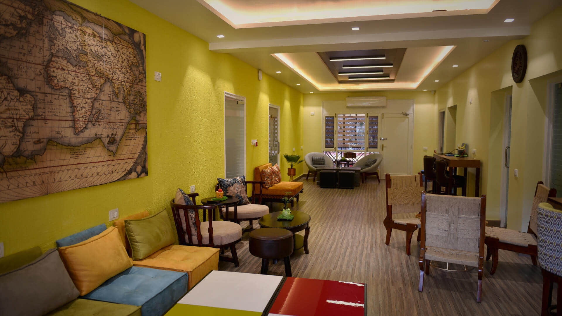 Collabo Corner Coworking Space in Jaipur