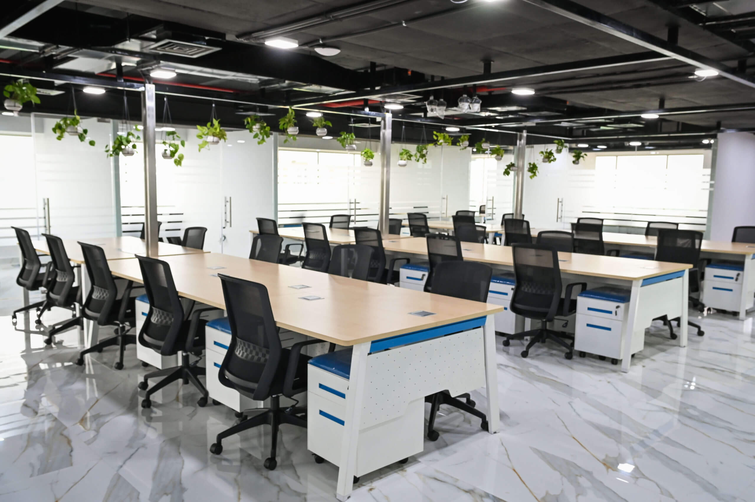 Bizcospaces Coworking Space in Kochi