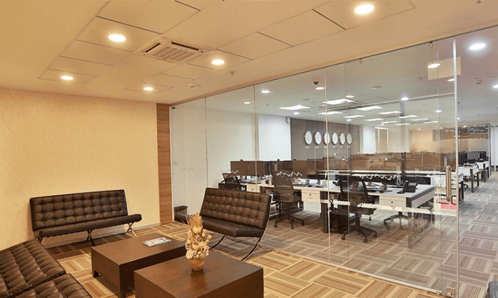 Centre A Coworking Space in Kochi