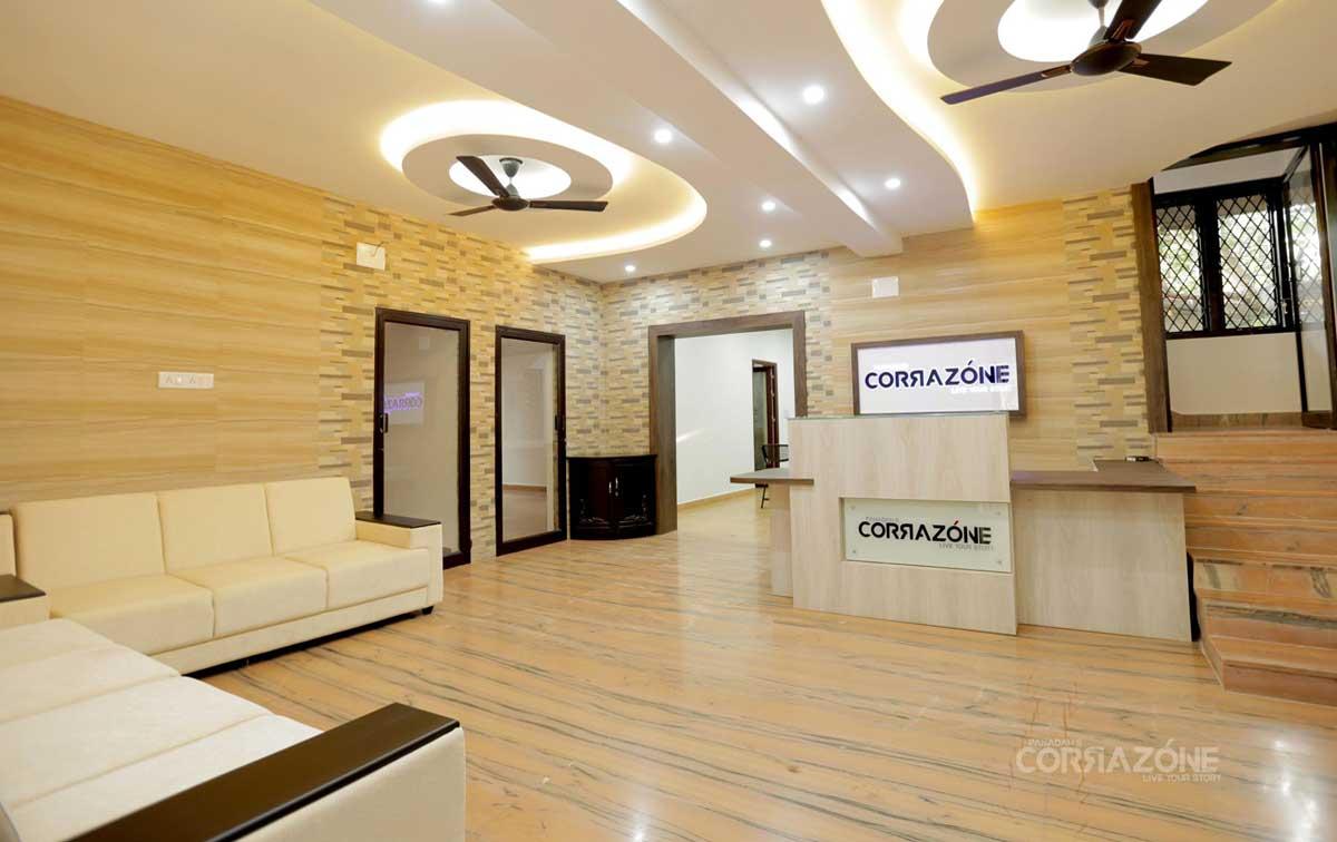 Corrazone Coworking Space in Kochi