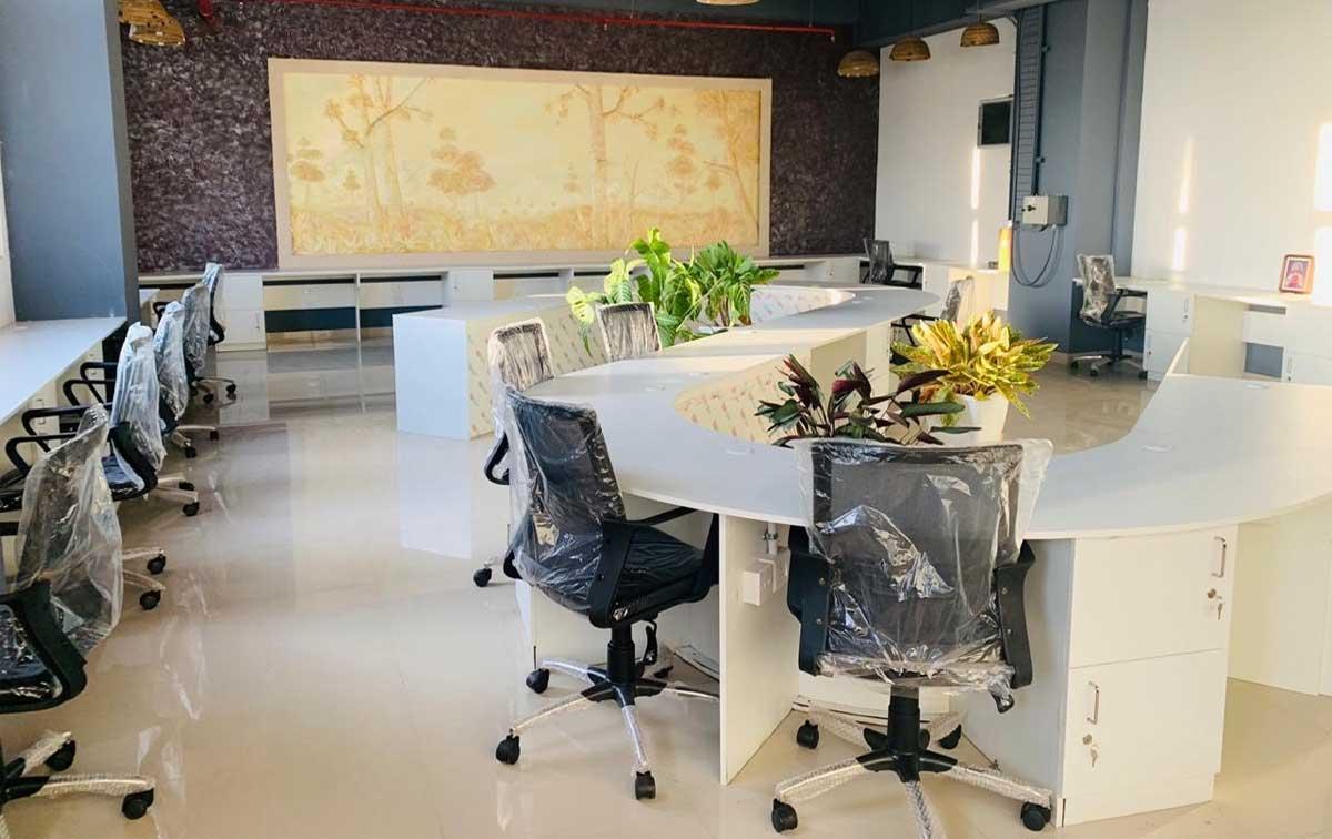 Fortune Cowork Coworking Space in Kochi