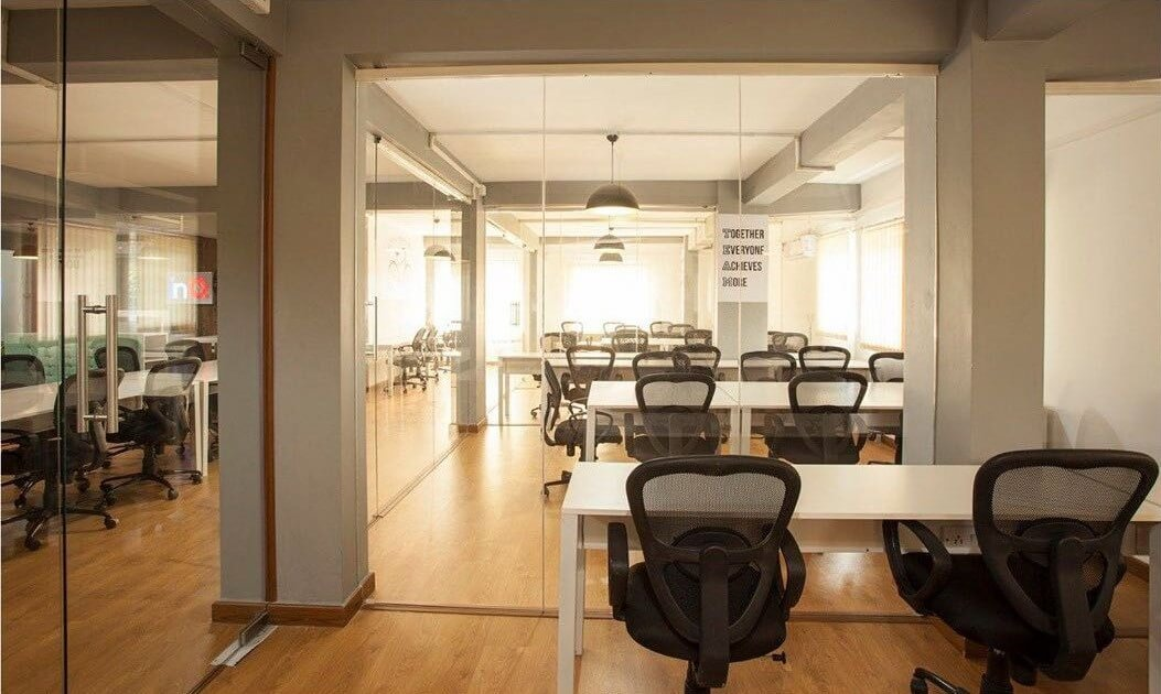InQ Innovation Coworking Space in Kochi