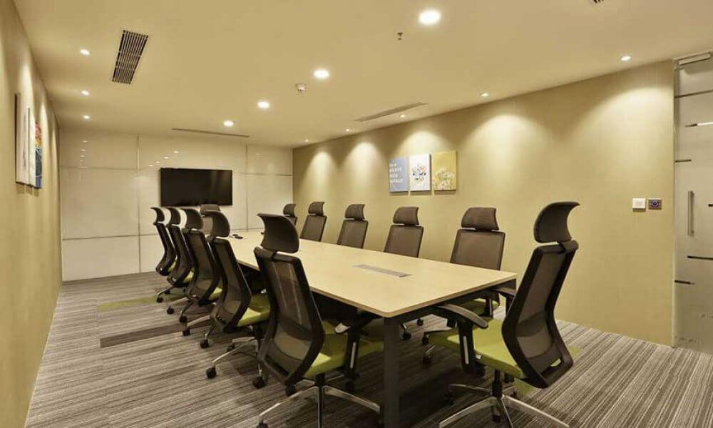Incuspaze Coworking Space in Kochi
