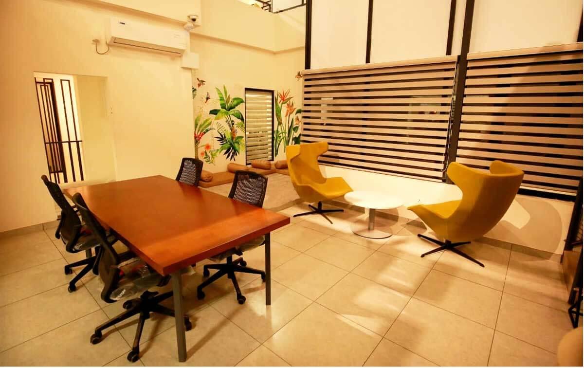 Inner Space Coworking Space in Kochi