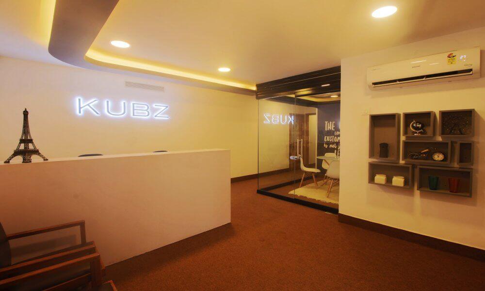 KUBZ Coworking Space in Kochi