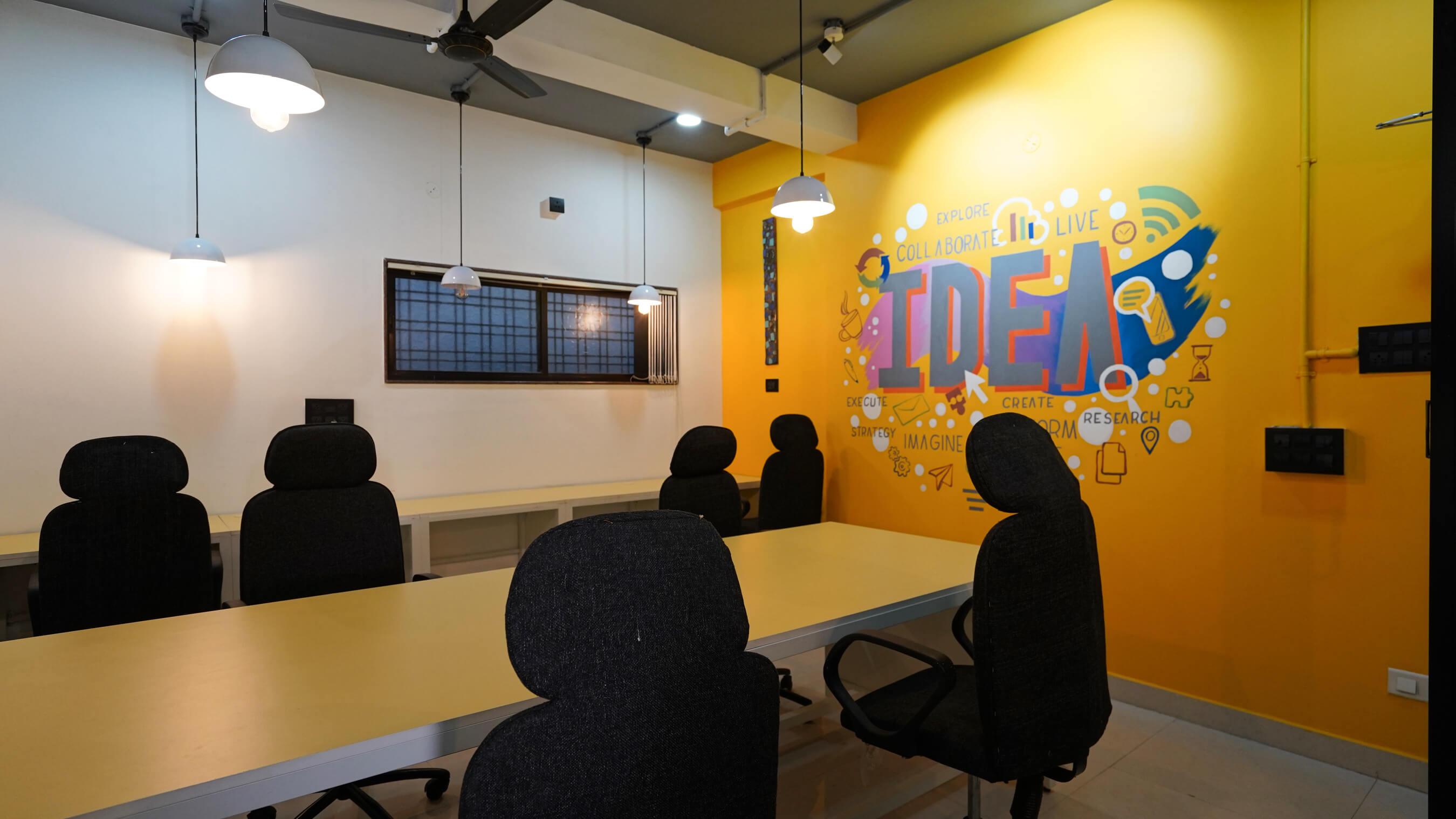 Cowork Platter Coworking Space in Nagpur