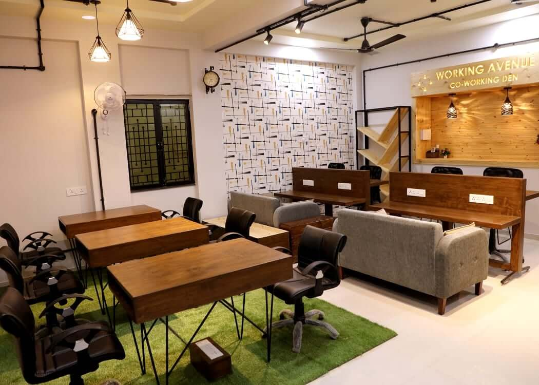 Working Avenue Coworking Space in Nagpur