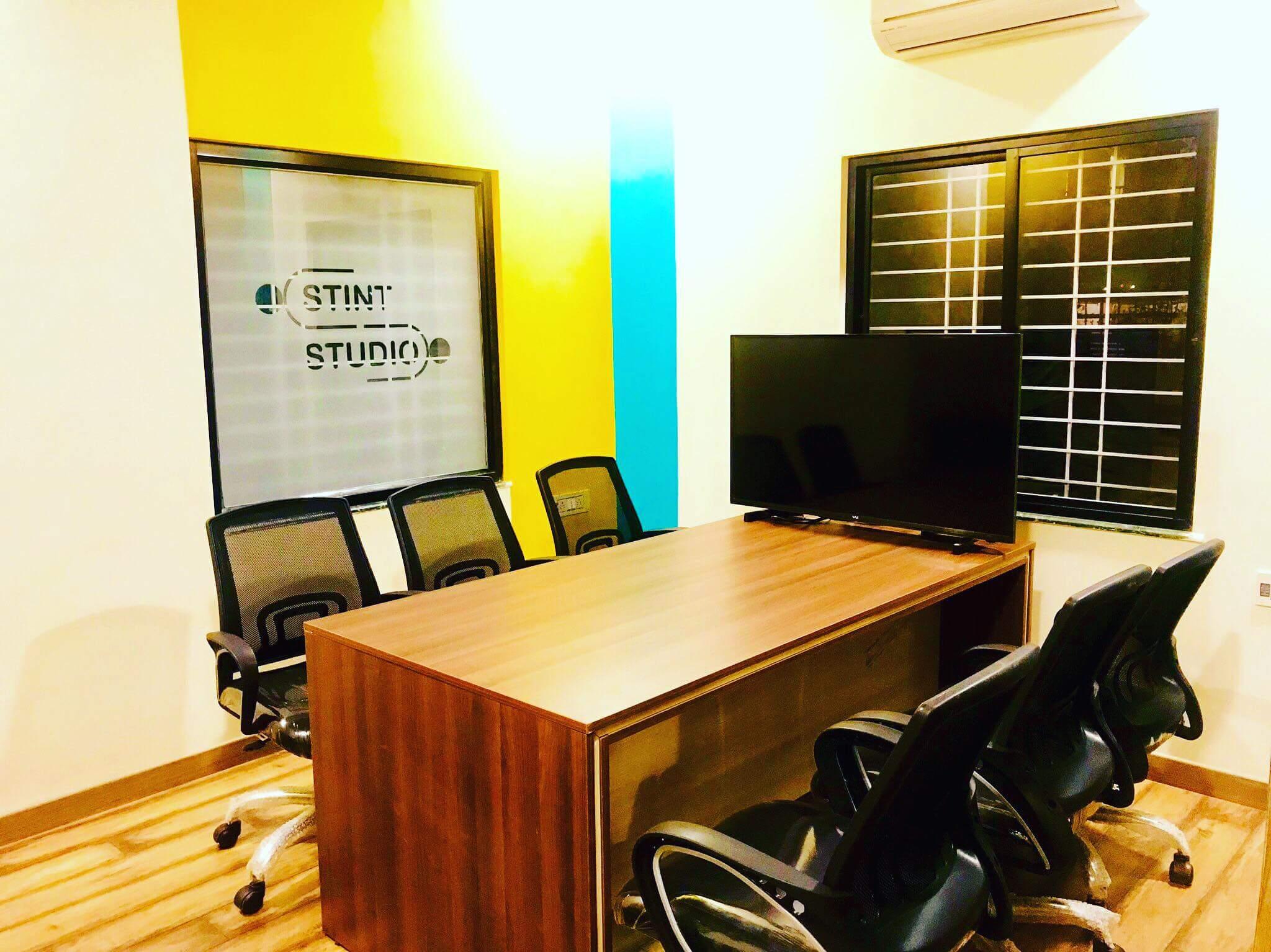 Stint Studio Coworking Space in Nagpur
