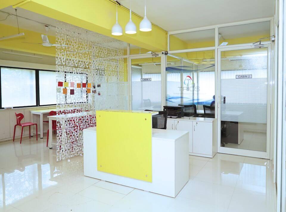 Trios Coworking Space in Pune