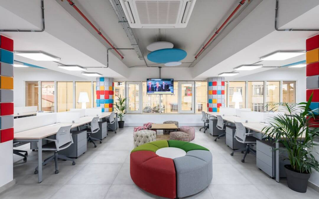 The Work Lab Coworking Space in Pune
