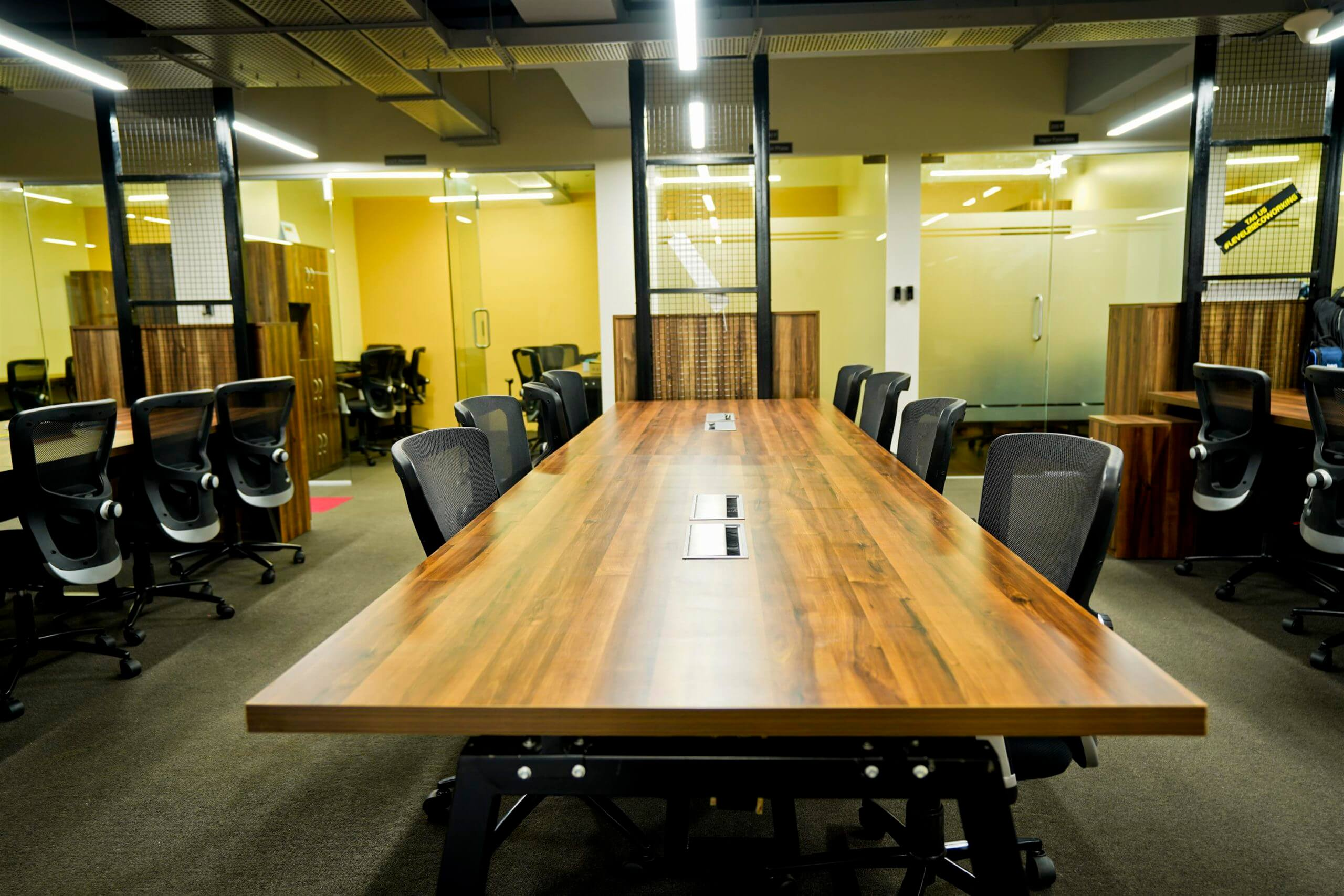 Level 212 Coworking Space in Pune