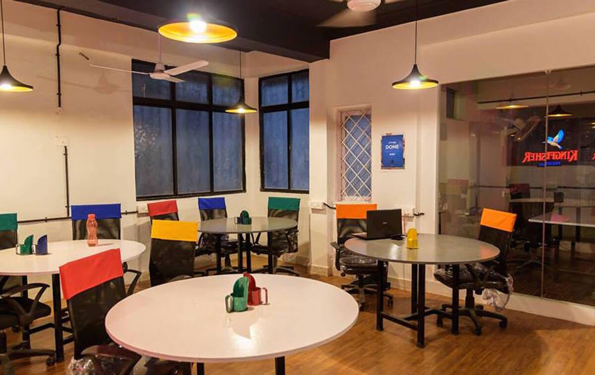The Daftar Coworking Space in Pune